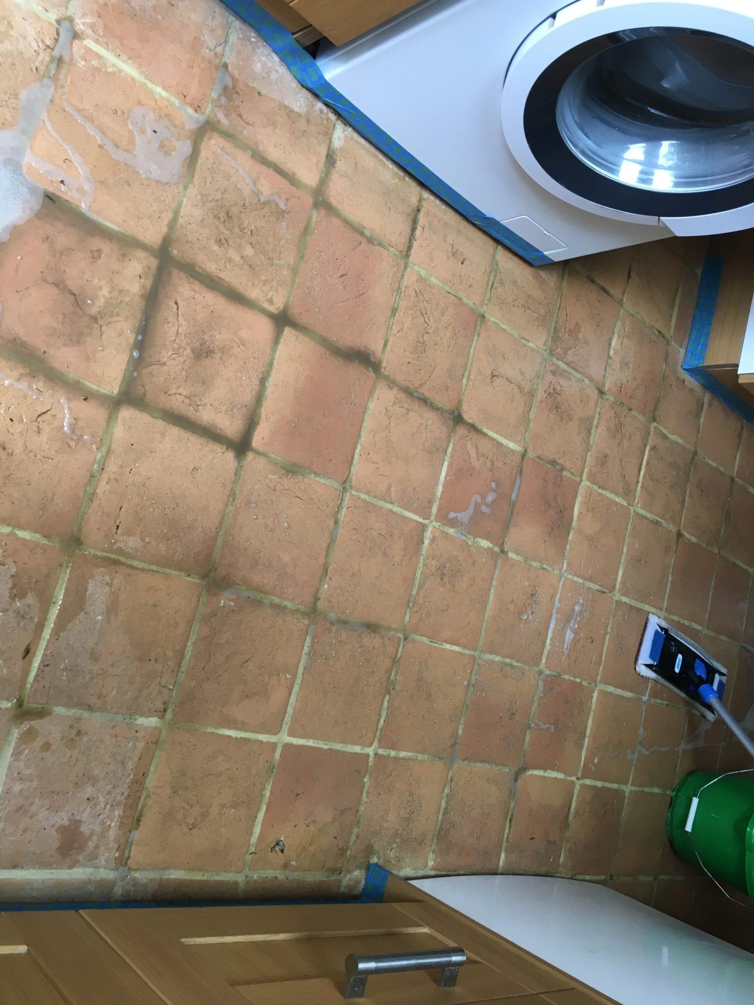 Terracotta Floor Cleaning (2)