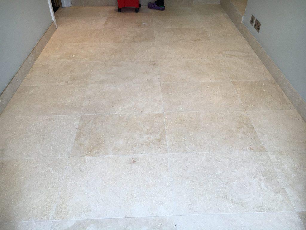 Travertine Floor Cleaning (2)