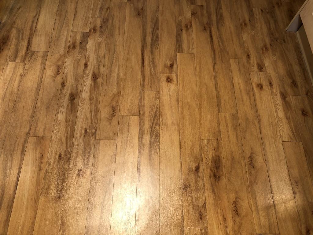 Vinyl Floor Cleaning (2)